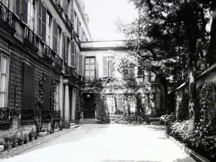Viaja en el tiempo a París de 1920