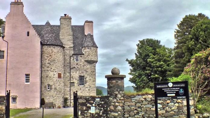 castillos embrujados reales