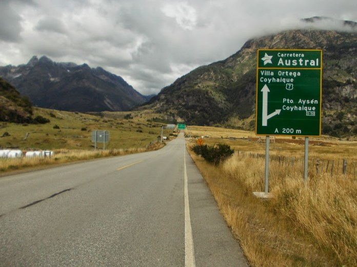 donde empieza y termina la carretera austral