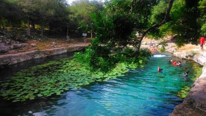 cenotes en mexico