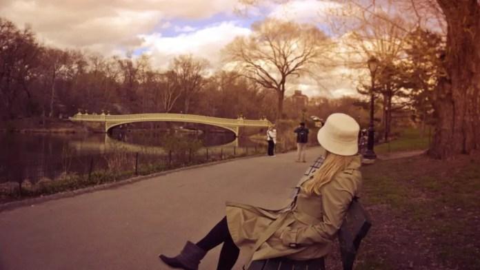 peliculas filmadas en central park