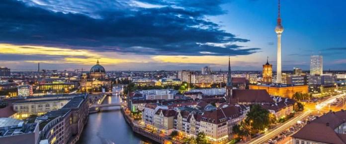 hoteles en Berlin