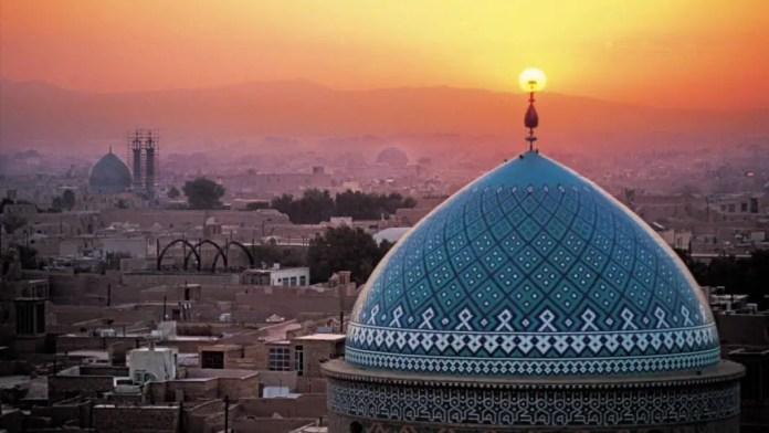 viajes a iran