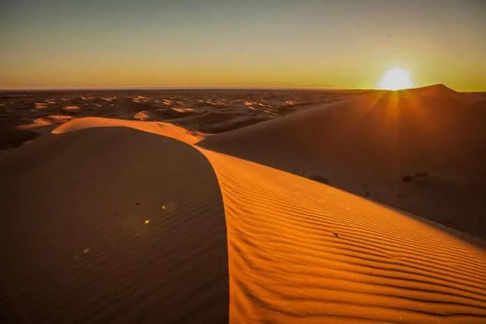 gran desierto de altar sonora altitud