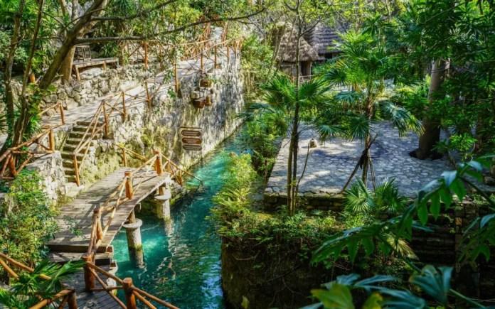 turismo en cancún xcaret