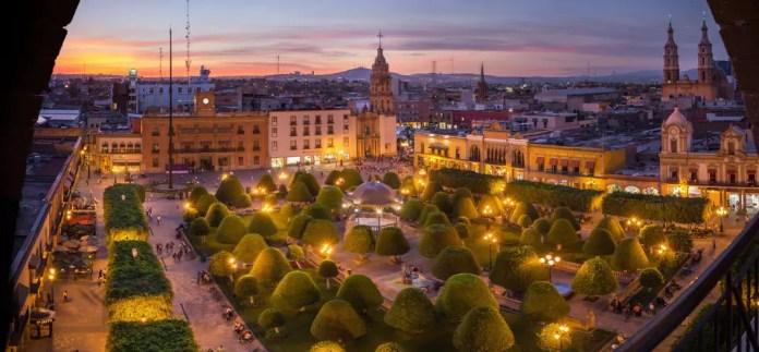 viaje a Guanajuato León