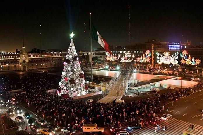 celebrar año nuevo en mexico