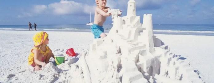 los mejores castillos de arena