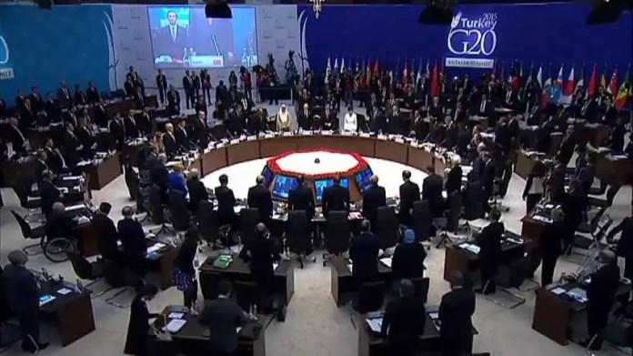 cumbre del g20 buenos aires argentina