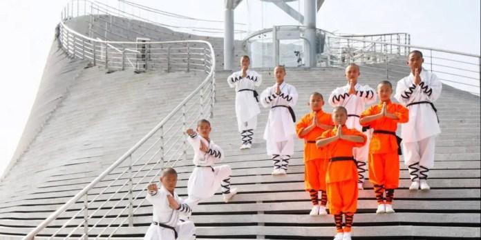 donde aprender kung fu shaolin
