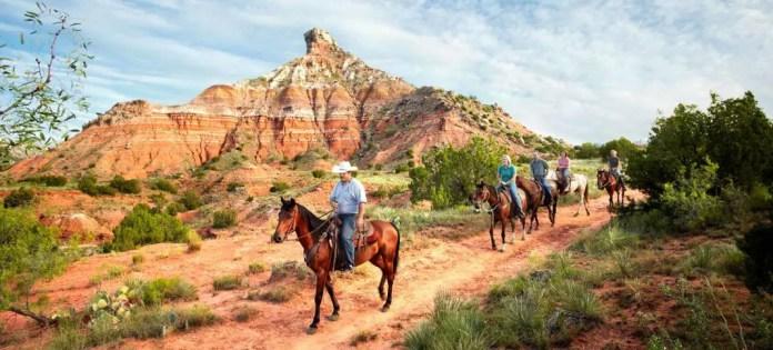 como llegar al palo duro canyon