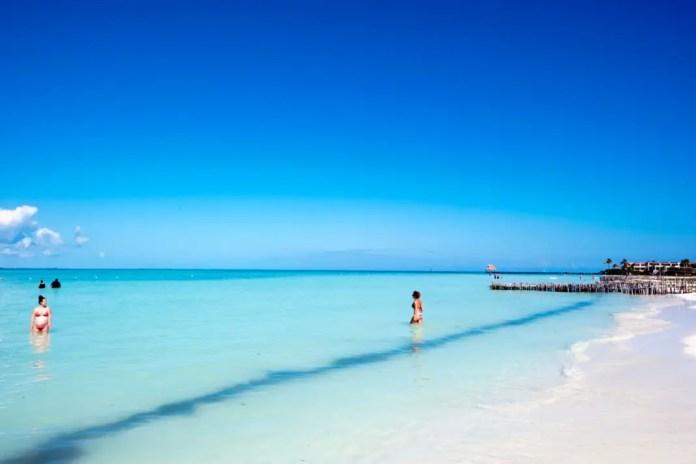 playas menos turisticas de mexico