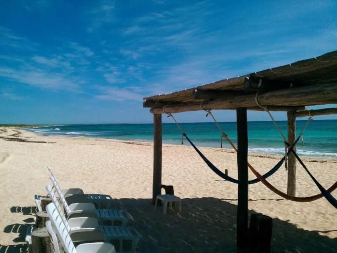playas publicas en cozumel
