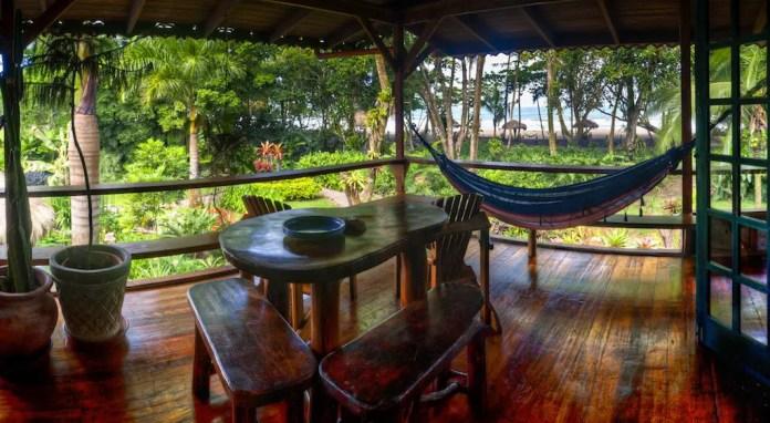 hoteles frente al mar costa rica