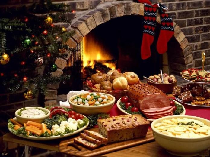 cena navideña recetas