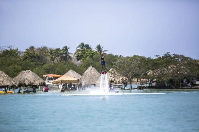 Islas más bonitas de Cartagena: El Cholón