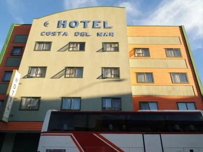 hoteles en puerto montt chile
