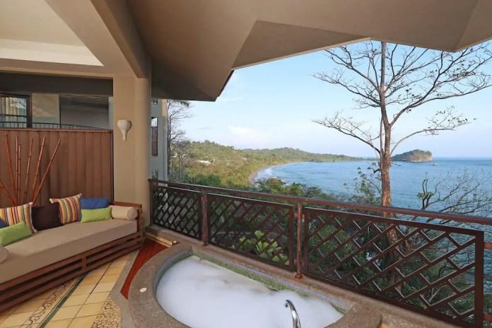 hoteles de lujo costa rica