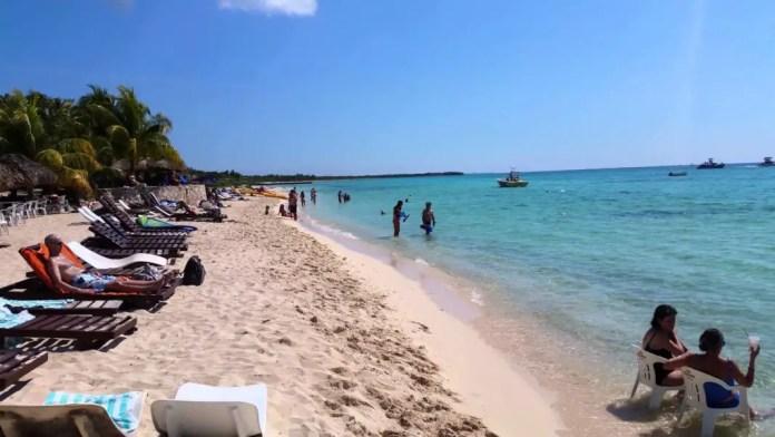 las mejores playas de cozumel mexico
