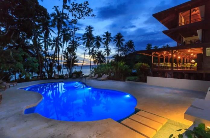 hoteles de playa en costa rica todo incluido
