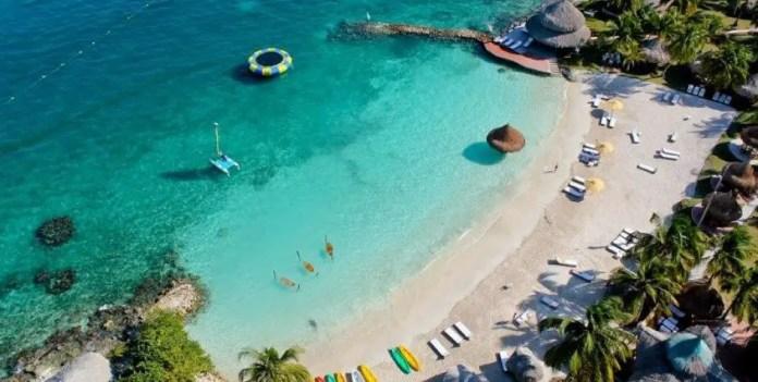 cuales son las playas de cartagena