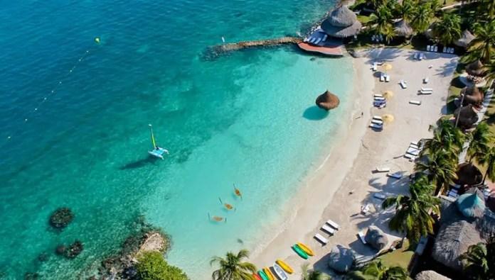 Mejores playas de Cartagena: Isla Múcura