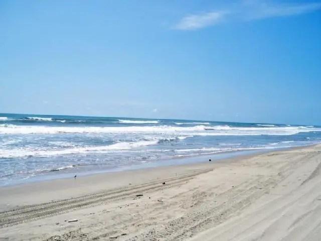 Sitios turísticos en Cozumel: Playa Encantada
