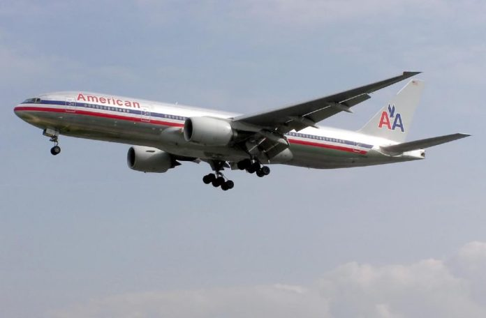 american airlines equipaje