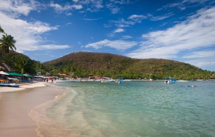 playas baratas para vacacionar mexico