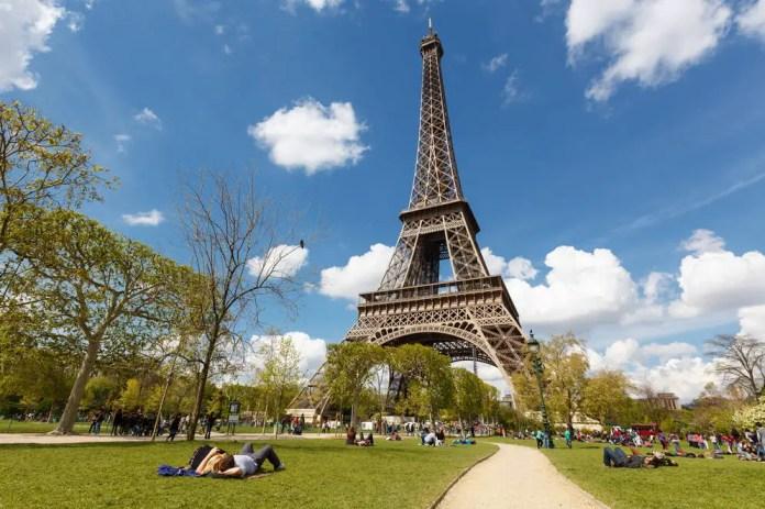 las mejores fotos de la torre eiffel