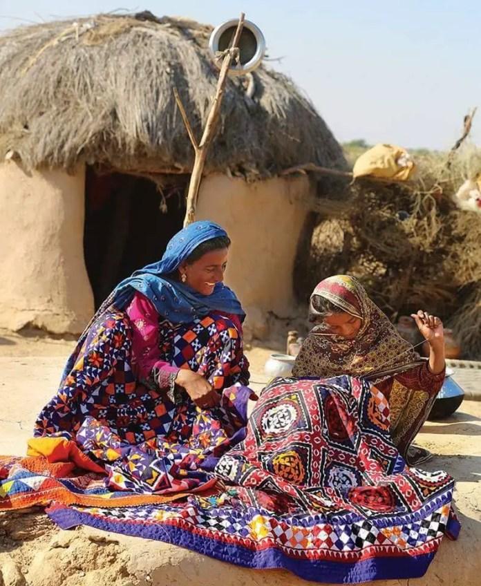 artesania de pakistan