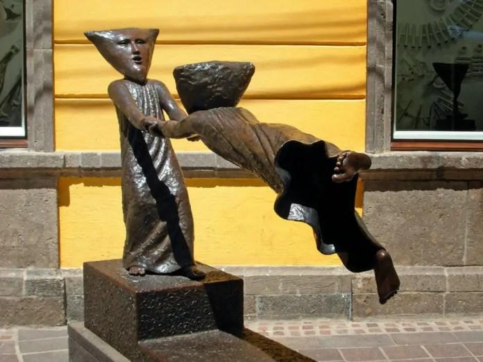 esculturas mas importantes de mexico
