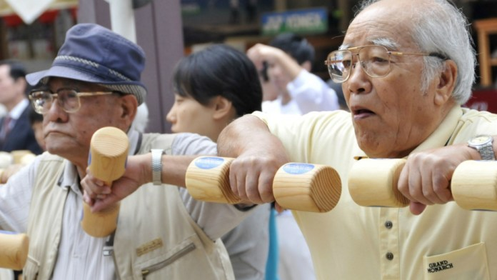 por que los japoneses viven tanto tiempo