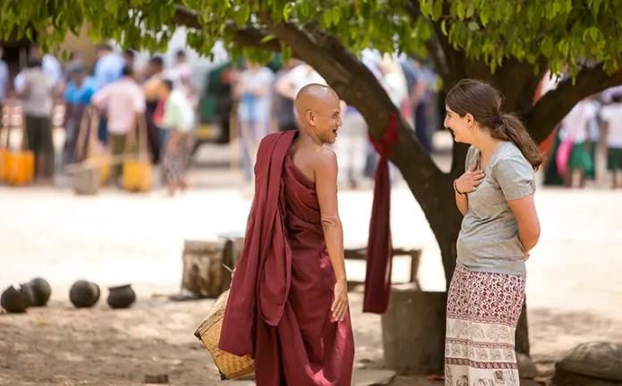 donde queda birmania