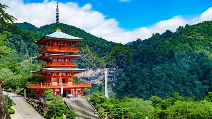 sitios que hay que visitar en japon