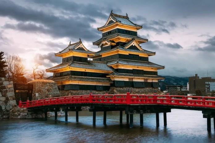 lugares tradicionales en japon
