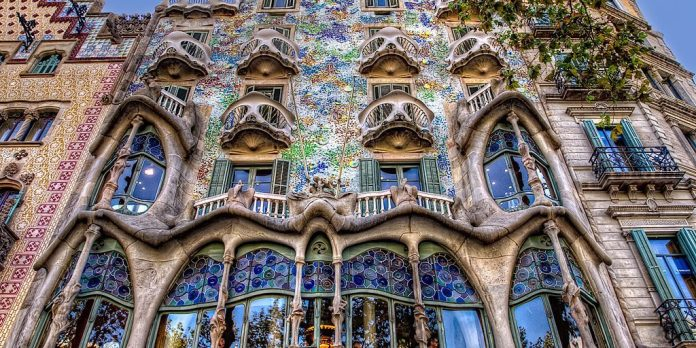 lugares turisticos de barcelona gratis