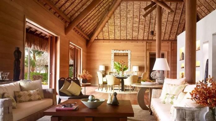 los mejores hoteles de bora bora