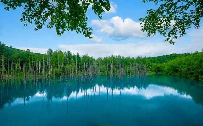 paisajes de japon fotos