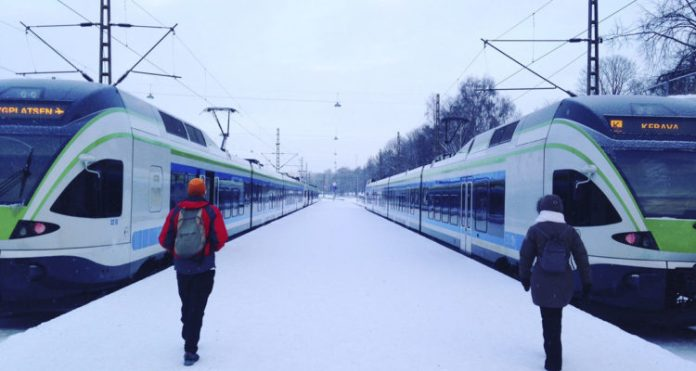 trenes en europa precios