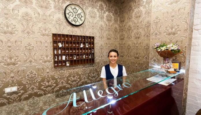 hoteles baratos en san petersburgo rusia