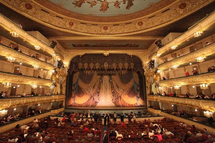 ballet clasico rusia