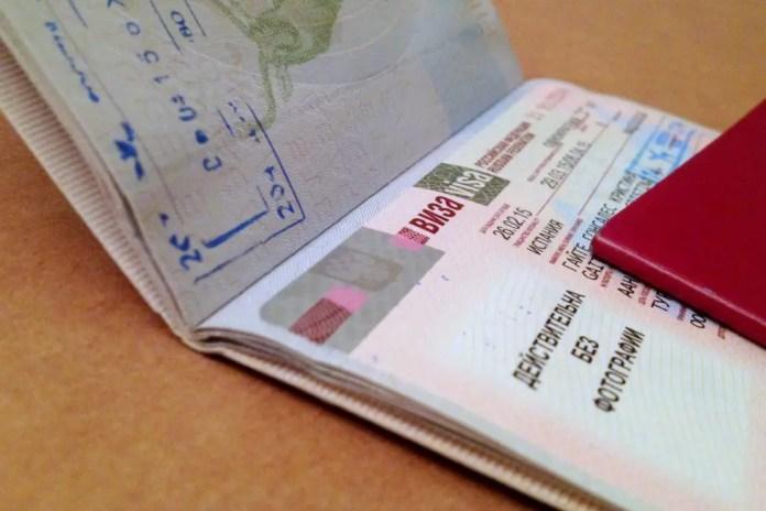 como obtener un visado para rusia