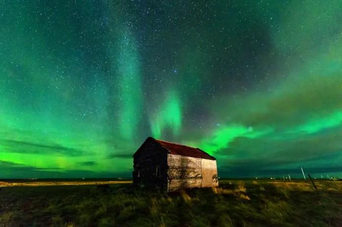 cuanto dura el invierno en islandia
