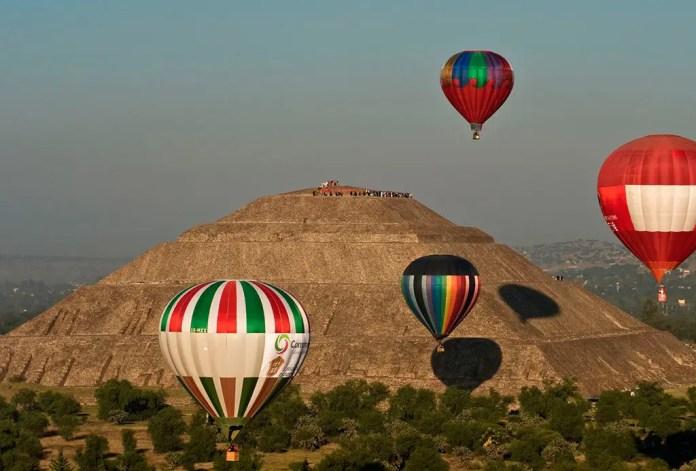 lugares importantes de teotihuacan