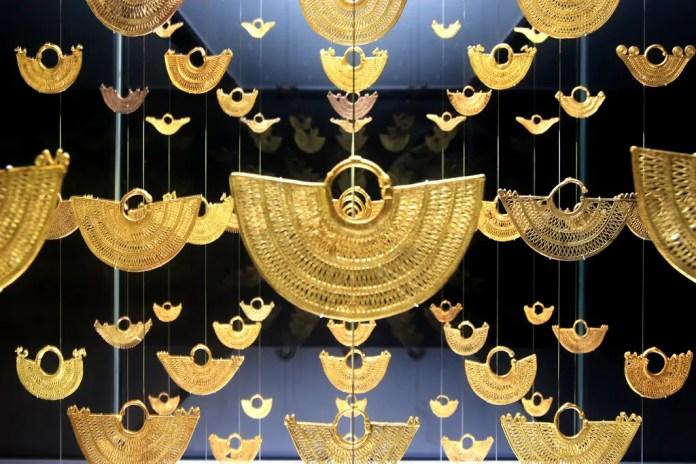 el Museo del Oro Zenú es una de las mejores actividades para disfrutar en la Ciudad Vieja.