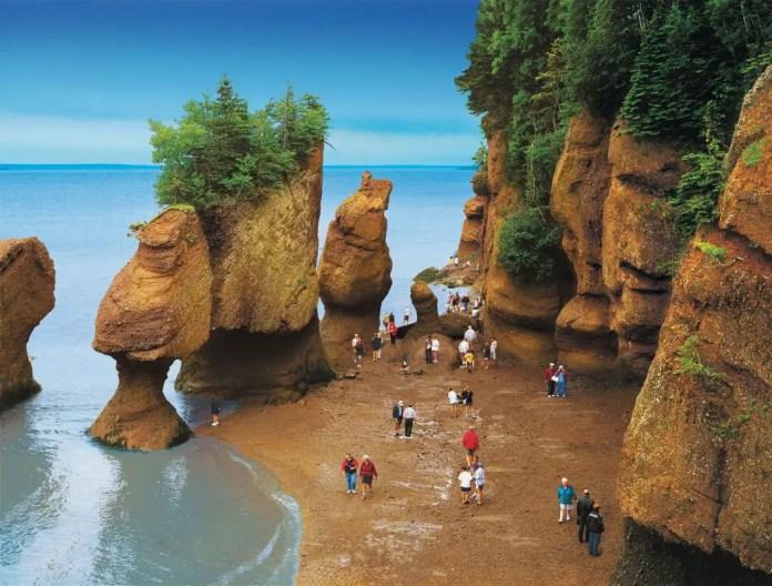 turismo en canada informacion