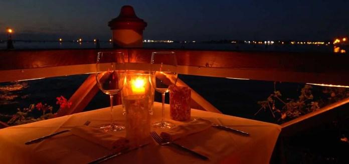 donde cenar en venecia romantico