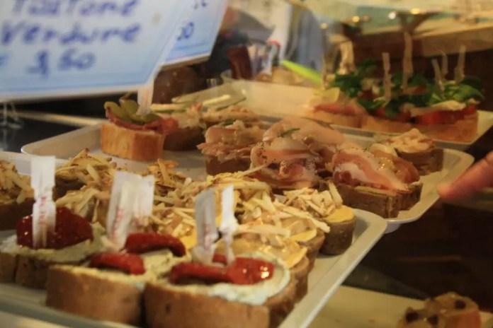comida tipica de venecia