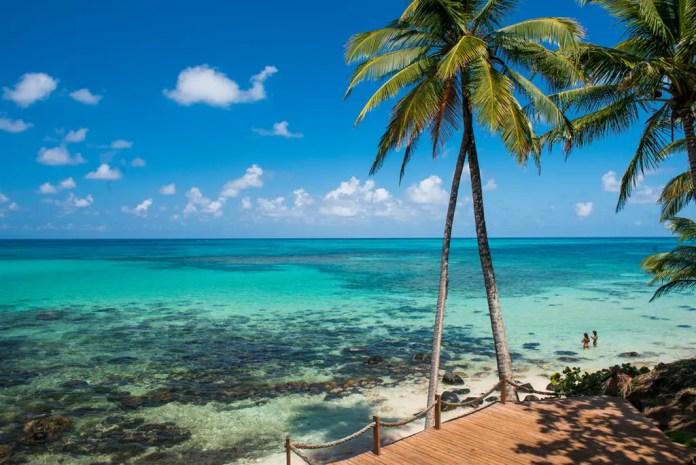 cuales son las mejores playas del mar caribe